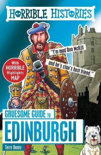 Gruesome Guide to Edinburgh von Terry Deary