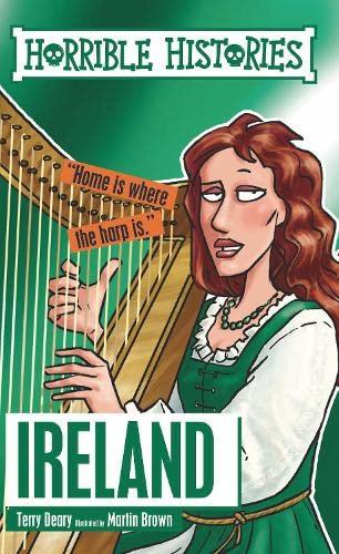 Horrible Histories: Ireland von Terry Deary