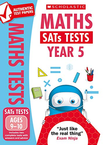 2019 SATs Practice Papers for Maths, Year 5 (National Curriculum SATs Tests) By Paul Hollin