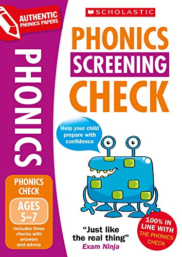 Practice for the Phonics Screening Check By Wendy Jolliffe