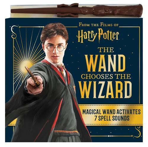 The Wand Chooses the Wizard By Margaret Green