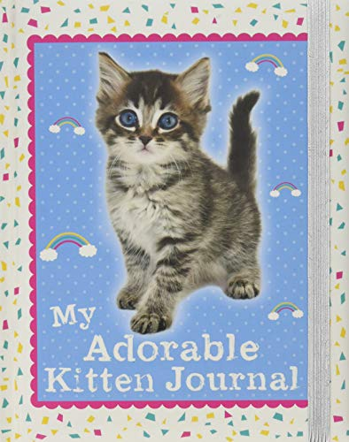 My Adorable Kitten Journal By Scholastic