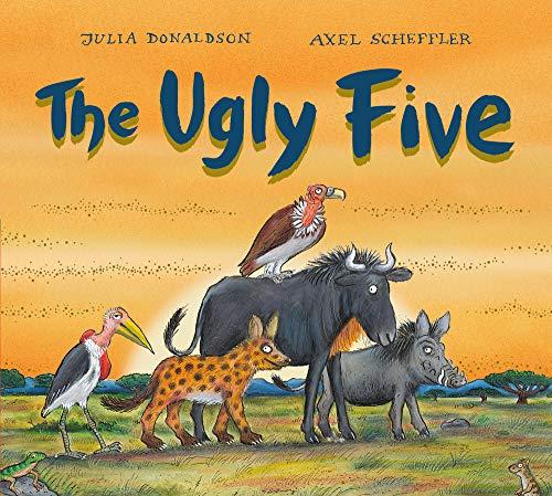 The Ugly Five (Gift Edition BB) von Julia Donaldson