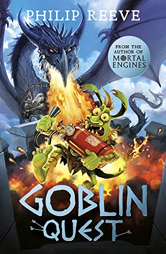 Goblin Quest (NE) By Philip Reeve