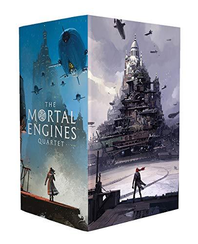 Mortal Engines (Ian McQue boxset x4) By Philip Reeve