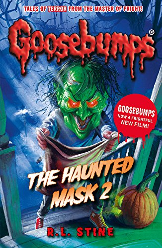 The Haunted Mask 2 By R.L. Stine