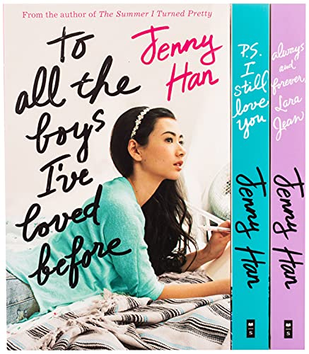 To All The Boys I've Loved Before Boxset By Jenny Han
