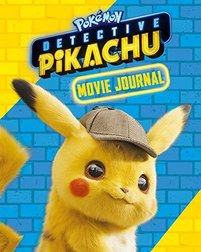 Detective Pikachu Movie Journal By Scholastic