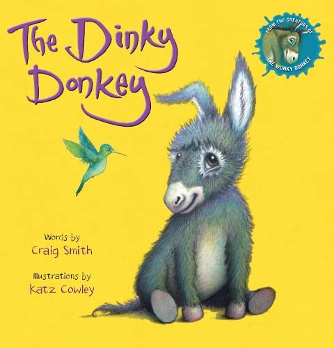 The Dinky Donkey (PB) By Craig Smith