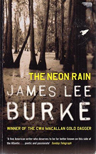 Neon Rain By James Lee Burke