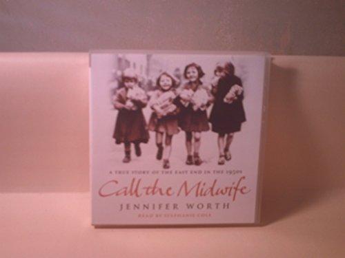 JENNIFER WORTH/STEPHANIE COLE - CALL THE MIDWIFE 4 CD AUDIO SET BRILLIANT