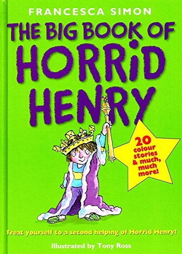 Big Book of Horrid Henry by