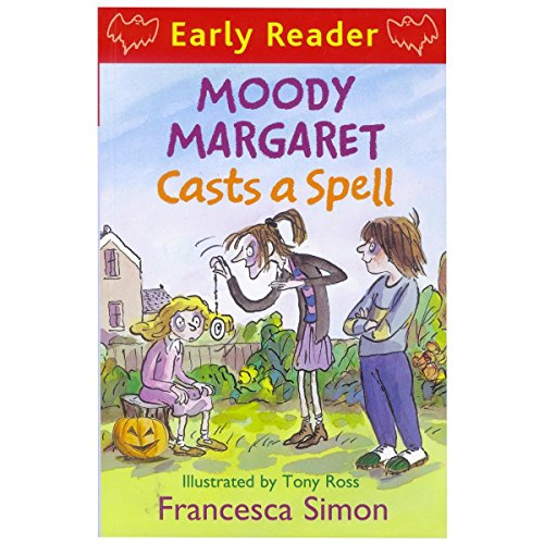 Moody Margaret Casts a Spell By Simon  Francesca