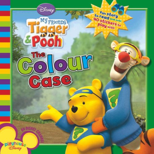 Disney MFTP: The Colour Case by
