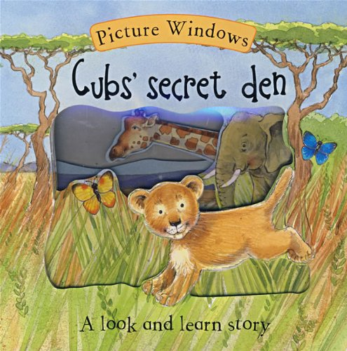 Cub's Secret Den by