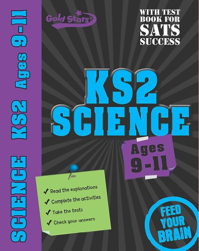 Gold Stars Workbooks: KS2 Age 9-11 Science by