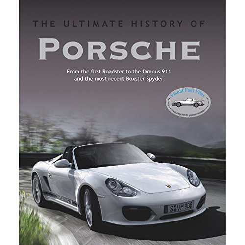 Cars Ultimate History By Parragon Books