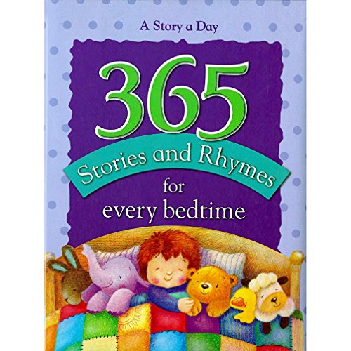 Stories and Rhymes for Every Bedtime By Parragon Books