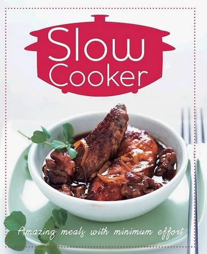 Slow Cooker By Parragon Book Service Ltd