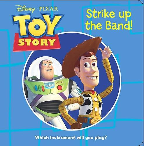 Disney-Pixar-034-Toy-034-Story-Strike-Up-the-Band-Board-book-Book-The-Cheap-Fast-Free