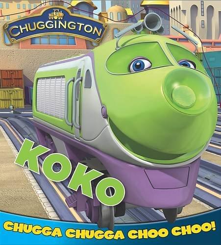 """Chuggington"" Board Book By Chuggington"