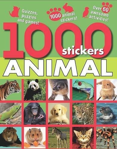 1000 Stickers By Parragon Book Service Ltd