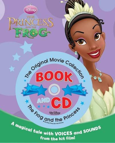 Disney Storybook & CD: Princess and the Frog By Parragon Books Ltd