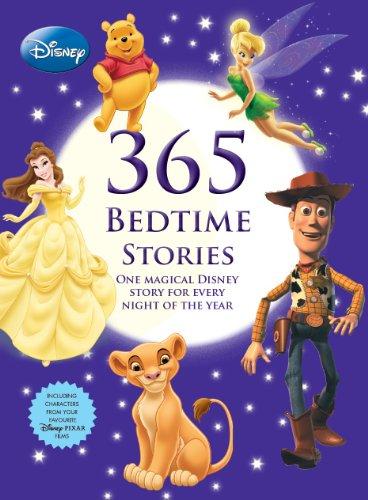 Disney Bedtime Stories Treasury: 365 Bedtime Stories by