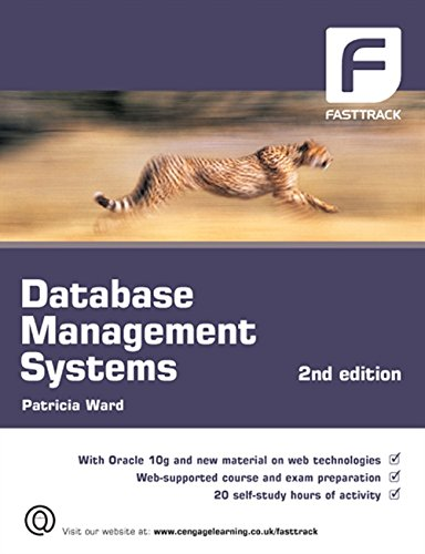 Database Management Systems By Patricia Ward