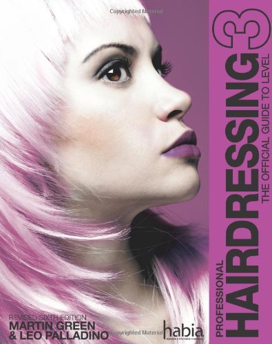 Professional Hairdressing by Martin Green