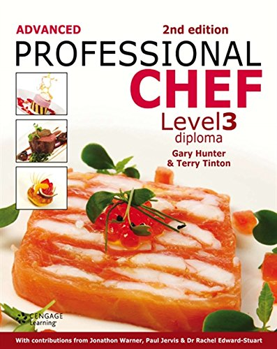 Advanced Professional Chef Level 3 Diploma By Gary Hunter (Westminster Kingsway College)