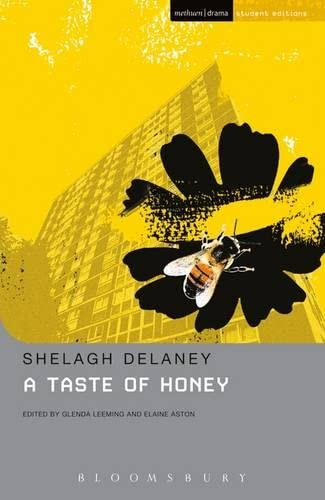 A Taste of Honey (Student Editions) By Shelagh Delaney