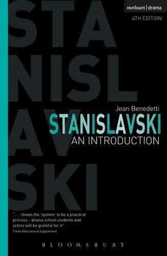 Stanislavski: An Introduction (Performance Books) By Jean Benedetti