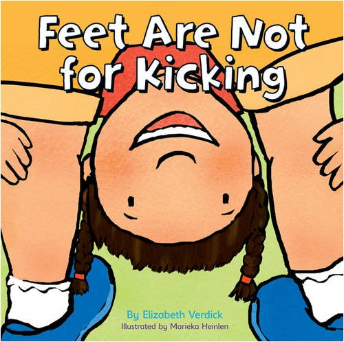 Feet are Not for Kicking by