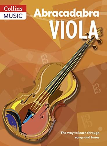 Abracadabra Viola (Pupil's book) By Peter Davey