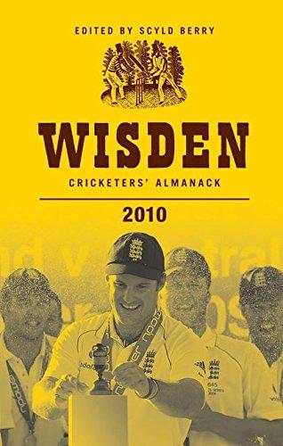 Wisden Cricketers' Almanack 2010 By Scyld Berry
