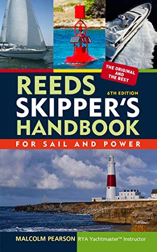 Reeds Skipper's Handbook by Malcolm Pearson