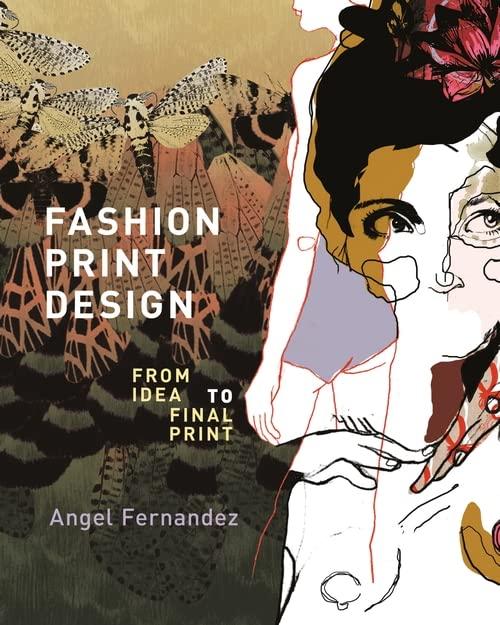 Fashion Print Design By Angel Fernandez