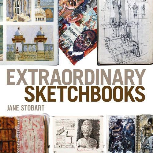 Extraordinary Sketchbooks by Jane Stobart