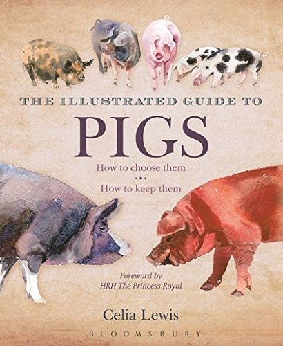 The Illustrated Guide to Pigs: How to Choose Them - How to Keep Them By Celia Lewis