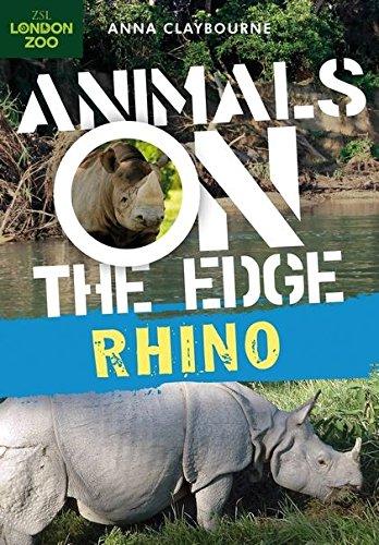 Rhino By Anna Claybourne