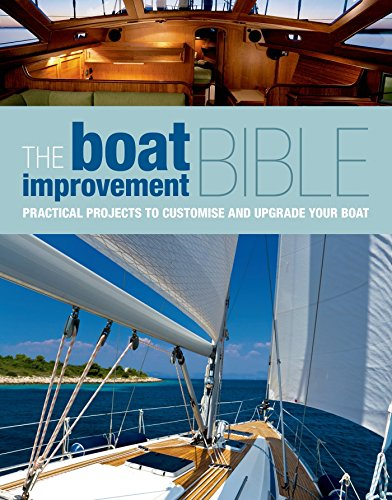 The Boat Improvement Bible By Bloomsbury