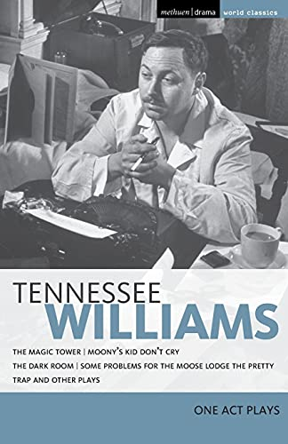 Tennessee Williams: One Act Plays By Tennessee Williams