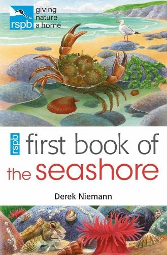 RSPB First Book of the Seashore by Derek Niemann
