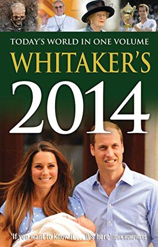 Whitaker's Almanack 2014