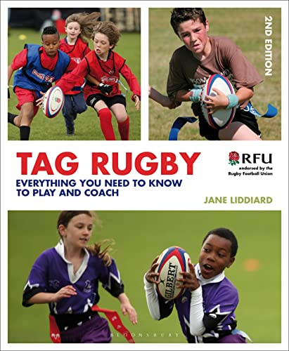 Tag Rugby By Jane Liddiard