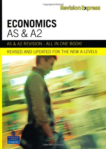 Revision Express AS and A2 Economics by Charles Smith