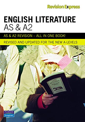 Revision Express AS and A2 English Literature (Direct to learner Secondary) By Alan Gardiner
