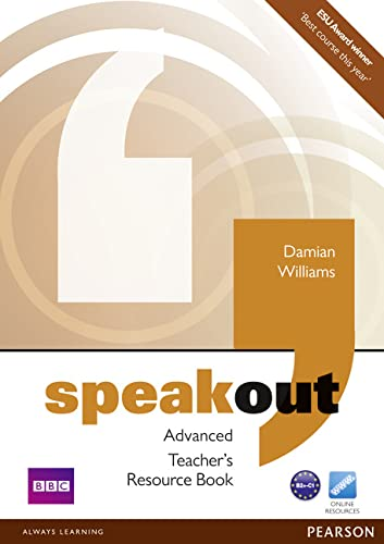 Speakout Advanced Teacher's Book by Damian Williams