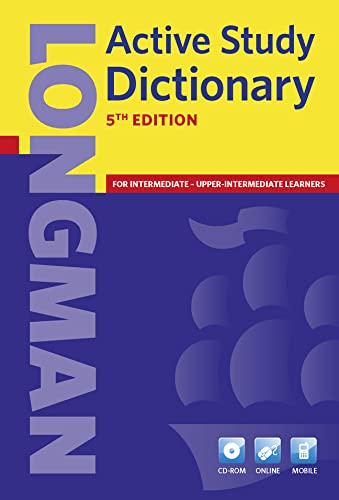 Longman Active Study Dictionary 5th Edition Paper by